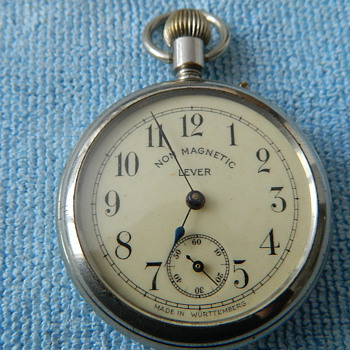 Mystery Pocket Watch Please Help identify - Pocket Watches