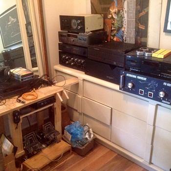 Vintage electronics, etc. - Electronics