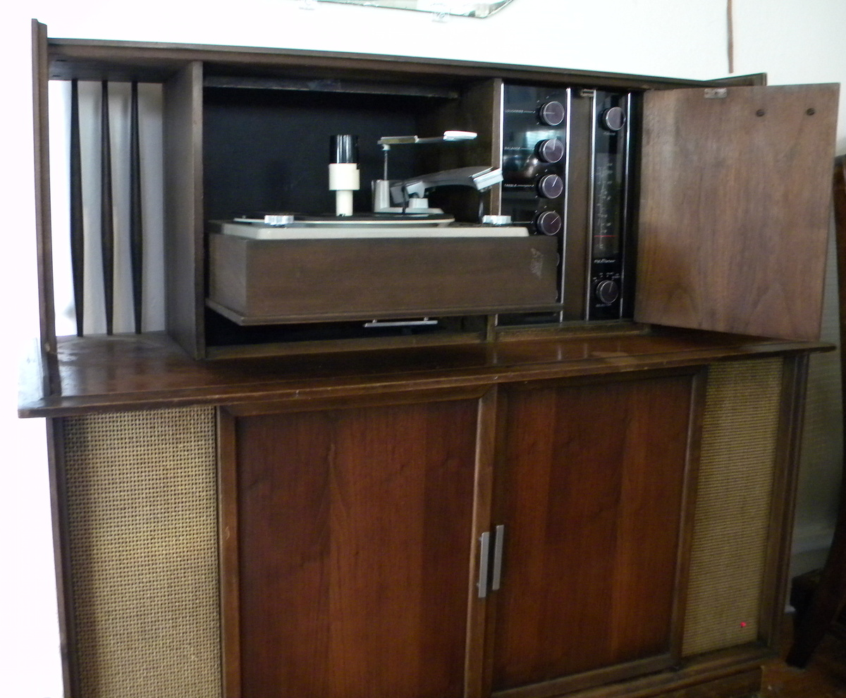 General Electric Stereo Television Console Collectors Weekly
