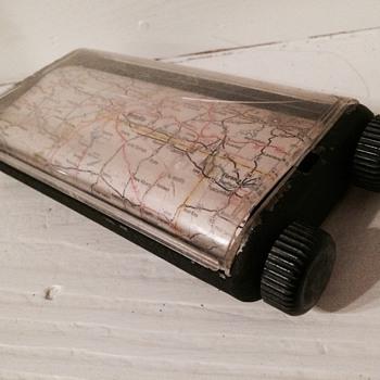 Vintage GPS - Paper