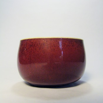 STIG LINDBERG FOR GUSTAVSBERG -SWEDEN - Pottery