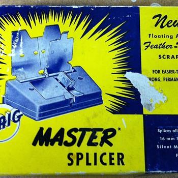 Craig Master Splicer 8mm/16mm - Cameras