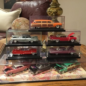 You Can Tell It's Mattel... It's Swell! - Model Cars