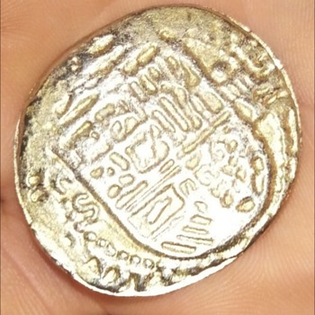 Old gold coin  - World Coins