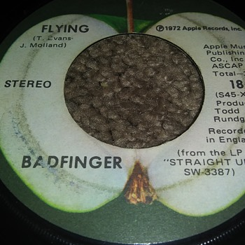 """No..It Is Not The Beatles""...'Badfinger'...On 45 RPM Vinyl - Records"