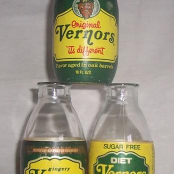 'VERNOR'S' Ginger Ale bottles! - Bottles
