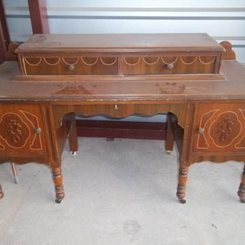 Antique Sideboard - Furniture