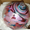 glass ornament orb