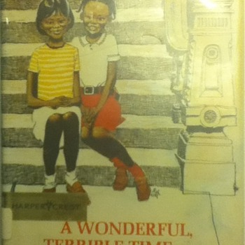 """""""A Wonderful, Terrible Time"""" by Mary Stolz"""