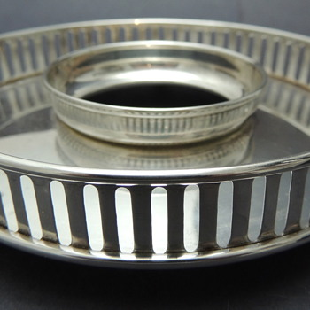 Sterling Silver Item Please Help ID! - Silver