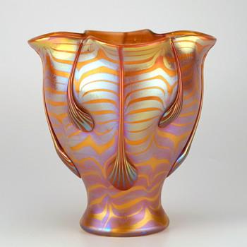Loetz Phänomen Genre 1/4 Prod. # 514 - Art Glass