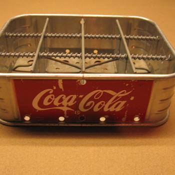 1950's Coca-Cola Twelve Pack - Coca-Cola