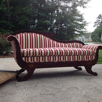 Can anyone identify this French couch? - Furniture