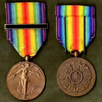 The WWI Victory Medal Series – Belgium