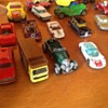 matchbox toy cars - old
