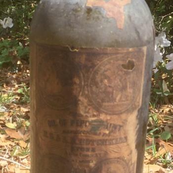 Antique bottle #2 - Bottles