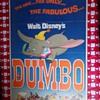 1972 Disney's Dumbo Movie Poster