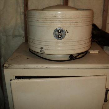 My old fridge - Kitchen