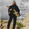 Signed Dick Dale publicity photo