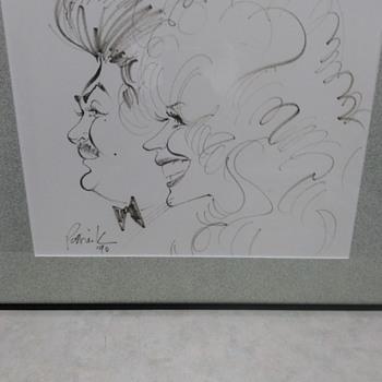 INK DRAWING - Fine Art
