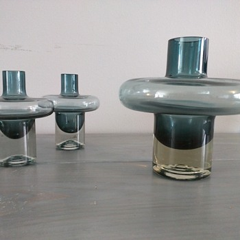 Nanny Still Paraati Vase and Candleholders - Mid-Century Modern