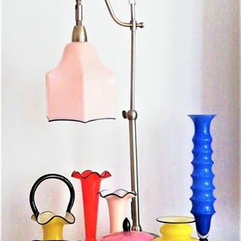Tango Glass Lightshade Update - Art Glass