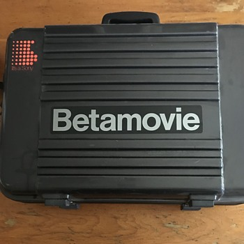 Betamovie Sony BMC-100 - Cameras