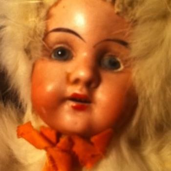 Great Grandmother's Eskimo Doll - Dolls