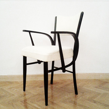 Chair, viuda de M. Mocholí (Valencia. Spain, ca. 1960). - Furniture