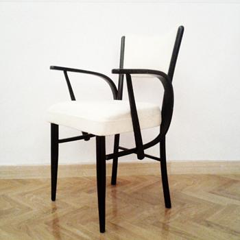 Chair, viuda de M. Mocholí (Valencia. Spain, ca. 1960). - Furniture