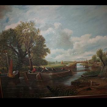 Painting  - Fine Art