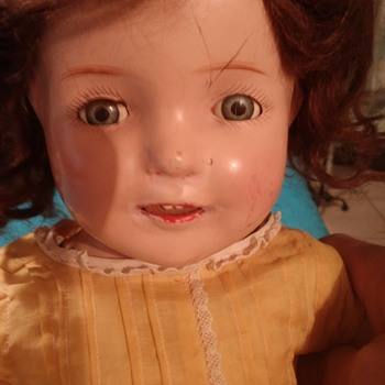 Extremely rare Perfect mfg doll. - Dolls
