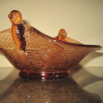 Birds of a Feather - Art Glass