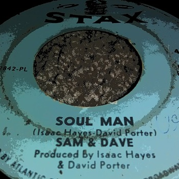 Just This Year...Sam&Dave...On 45 RPM Vinyl - Records