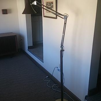 Danish inspired floor lamp - Lamps