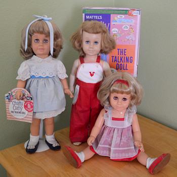 My Chatty Cathy Dolls - Dolls