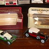 Matchbox Yesteryears 1930 Packard and 1931 Stutz Bearcat