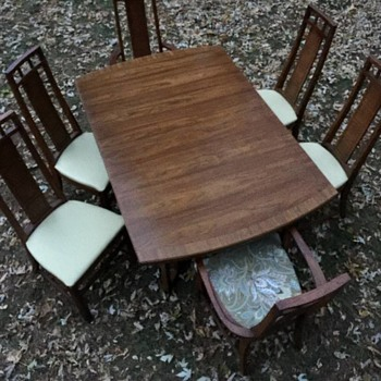 Help identify this table?  - Furniture