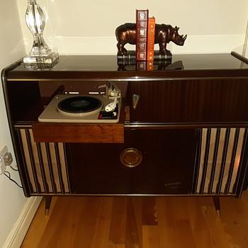 Vintage Arkansas Deluxe stereogram 43942 - Electronics