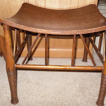 Oak Stool? - Furniture