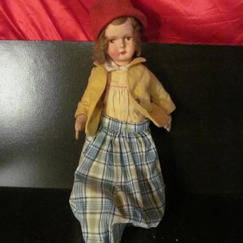 Sawdust Doll? - Dolls