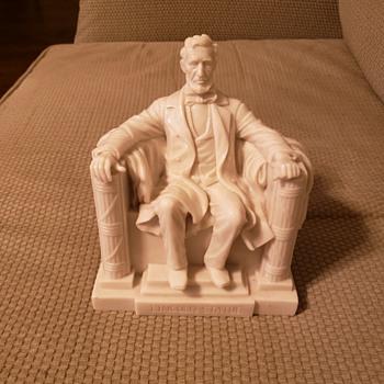 Abraham Lincoln - Figurines