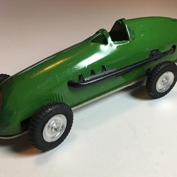 Triang Minic Toys 2832 Racing Car, 1937 - Model Cars