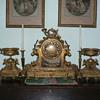 My Tiffany & Co Mantel Clock with Garniture