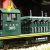EJ&E #305 SW7 HO scale
