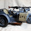 21st Century Toys Ultimate Soldier German Motorcycle With Sidecar Unboxed!
