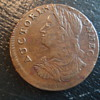 1787 colonial coin M-19-g.4
