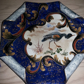 My favorate mystery plate.  - Pottery