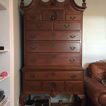 My Highboy Dresser - Furniture