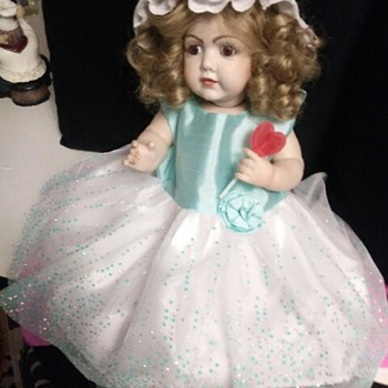 KENSTER DOLL ALL DOLLED UP FOR EASTER